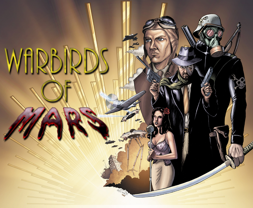 WARBIRDS cover image