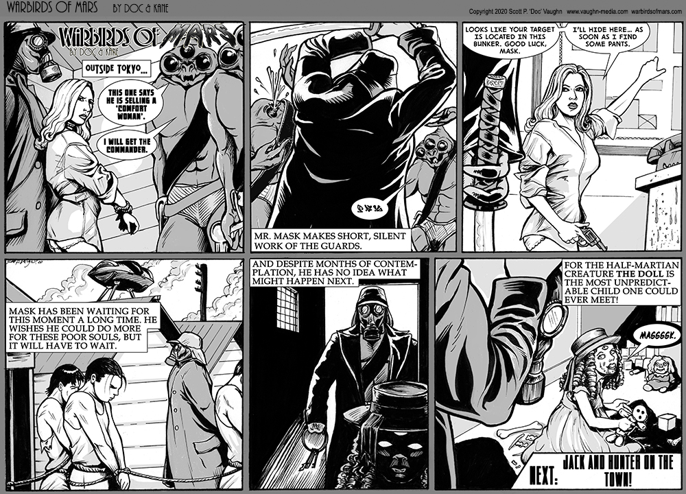 Warbirds of Mars Page 55