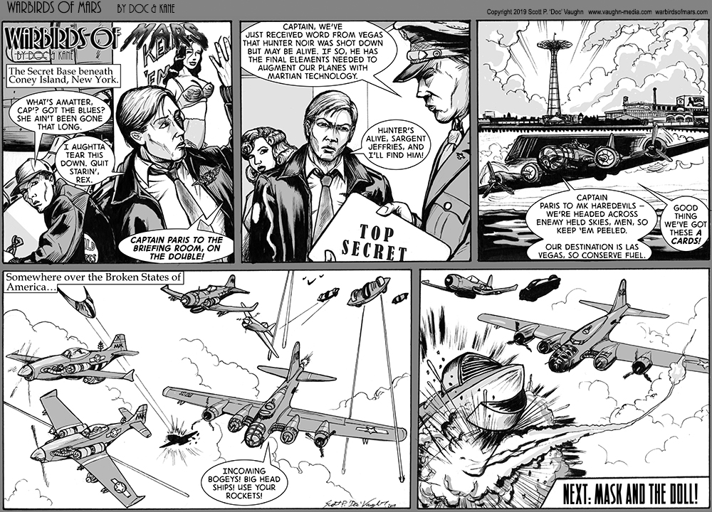 Warbirds of Mars PAGE 54